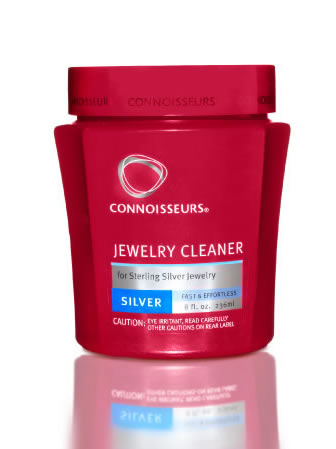 Connoisseurs Jewelry Cleaner for Silver