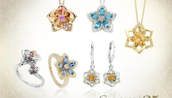 Clogau's Exotic Summer launch in Alderley Edge
