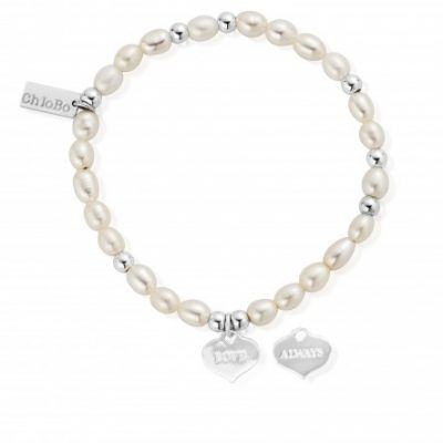 Chlobo Mini Pearl Love Always Bracelet