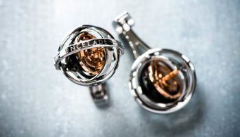Encelade 1789: Luxury cufflinks for men