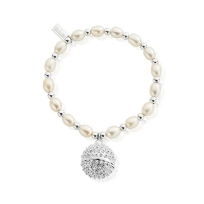 Chlobo Medium Pearl Dreamball Bracelet