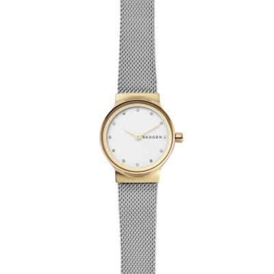 Skagen Freja Steel Mesh Bracelet Watch