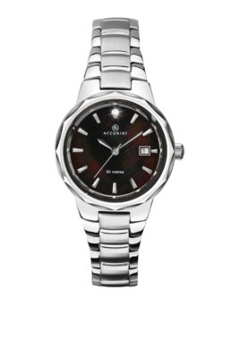 Accurist Ladies Stainless Steel Bracelet Watch