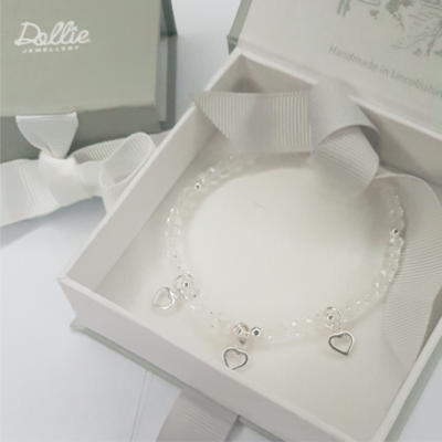Dollie Christmas Limited Edition All My Love Shimmer Bracelet